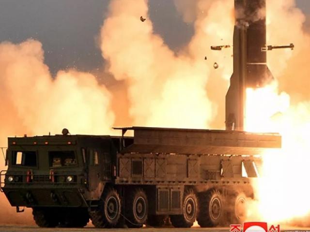 """Triều Tiên cảnh báo gắt sau tuyên bố """"đáp trả thích đáng"""" của ông Biden"""