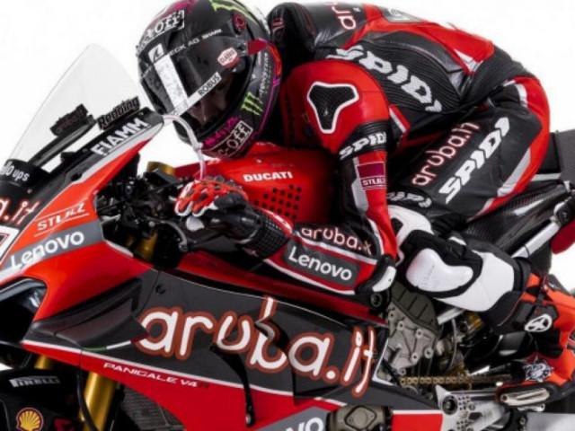 Chi tiết xe đua Ducati Panigale V4 R mùa giải 2021