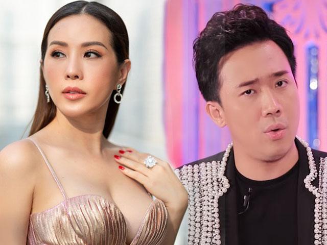 """""""Hoa hậu U50 có body vạn người mê"""" chia sẻ loạt tin nhắn hé lộ con người thật của Trấn Thành"""