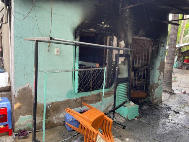 Cháy nhà 6 người chết ở TP.Thủ Đức: Nạn nhân duy nhất sống sót hoảng loạn, bất ổn tâm lý