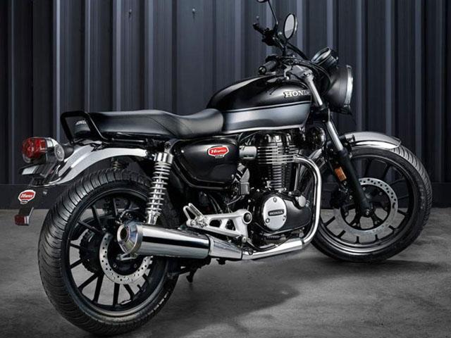Lộ Honda CB500 H'ness: Mô tô phong cách retro, động cơ mạnh mẽ