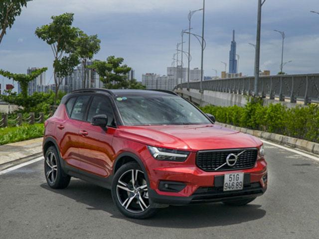 Volvo Việt Nam thêm trang bị mới và giữ nguyên giá cho dòng xe XC40 2021