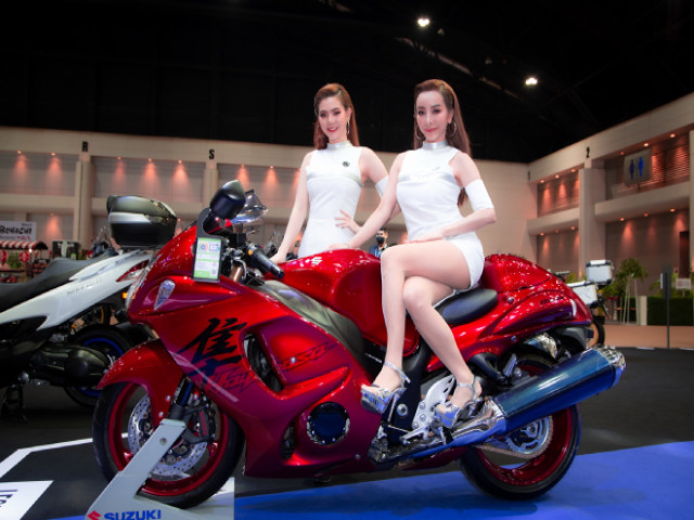 Ngắm loạt mô tô hàng khủng Suzuki mới tung ra thị trường Đông Nam Á