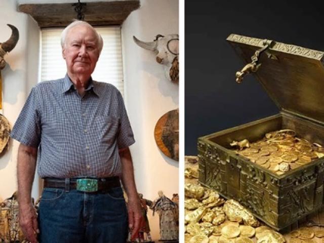 Đầu bếp khai quật chiếc chum cũ trên cánh đồng, ngỡ ngàng trước kho báu 1 triệu USD
