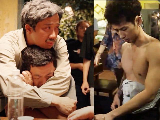 """""""Bố già"""" đạt 350 tỷ, """"con trai"""" Tuấn Trần nói gì về Trấn Thành?"""