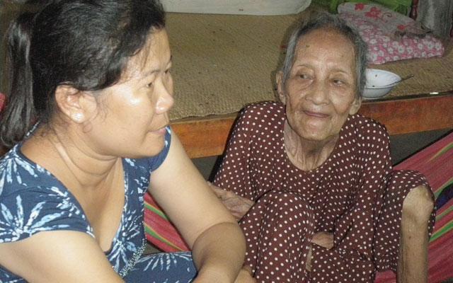 Bí quyết sống thọ của cụ bà cao tuổi nhất thế giới ở TP.HCM