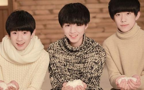 """Fan bức xúc tố nhóm nhạc nam trẻ nhất TQ """"nhái"""" EXO"""