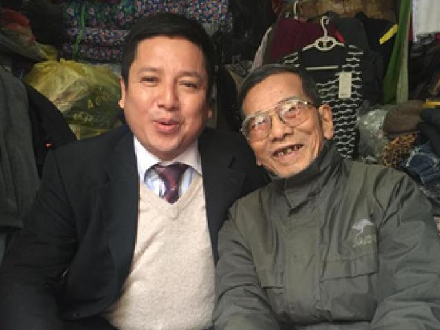 Nghệ sĩ Trần Hạnh được ở nhà mới từ tiền quyên góp