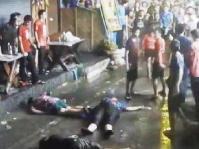 Du khách Tây bị đánh tơi bời ở Thái Lan