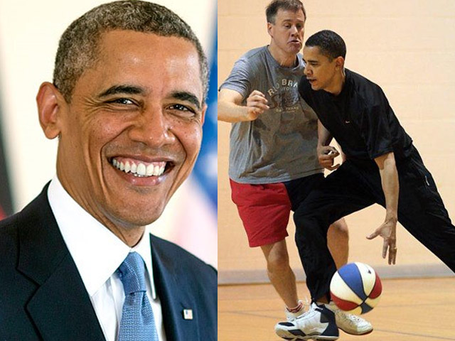 Chế độ tập, ăn để giữ gìn thể lực của Tổng thống Obama