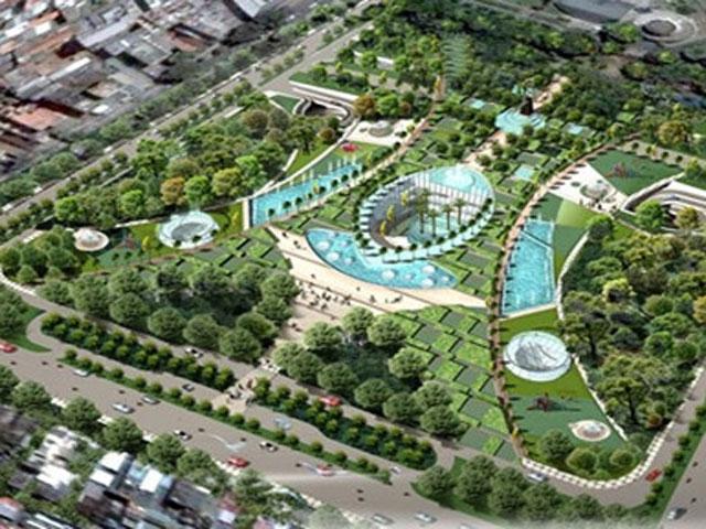 Hà Nội sẽ xây 5 công viên đạt tiêu chuẩn thế giới