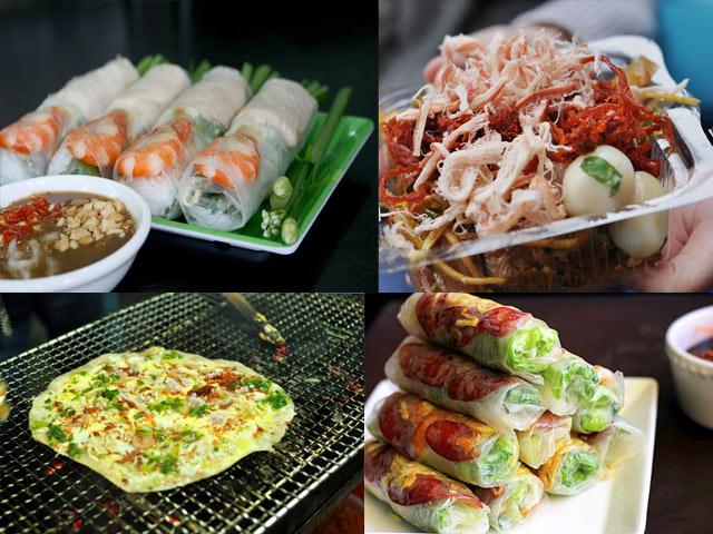 Những món ăn vặt sống mãi với thời học sinh ở Sài Gòn