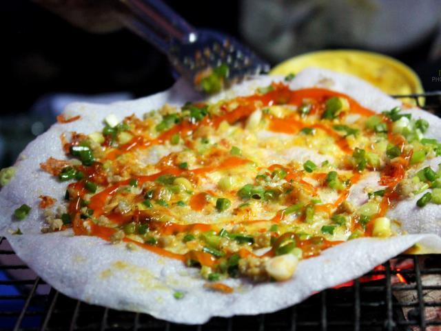 Những món nướng đặc trưng của ẩm thực đường phố Sài Gòn