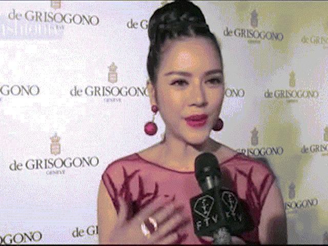 Lý Nhã Kỳ là đại diện Việt Nam duy nhất ngồi ghế VIP ở LHP Cannes
