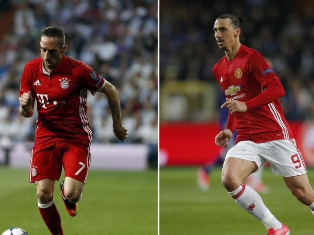 Chuyển nhượng hè Ibra, Ribery, Pepe: Ngon, bổ, miễn phí