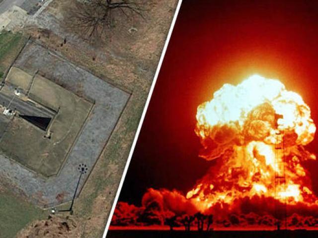 Hầm trú ẩn bảo vệ Trump nếu Triều Tiên giáng đòn hạt nhân