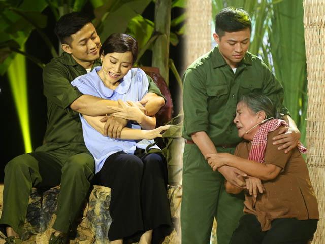 Quý Bình lấy nước mắt khán giả khi vừa diễn kịch, vừa hát Bolero
