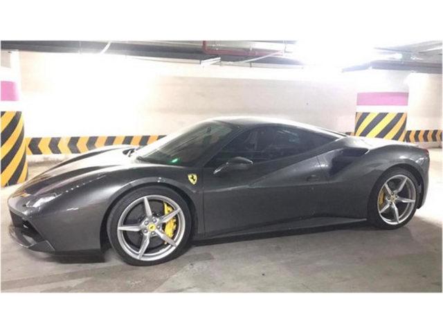 Ferrari 488 GTB của Cường Đô-la giá từ 10,6 tỷ đồng