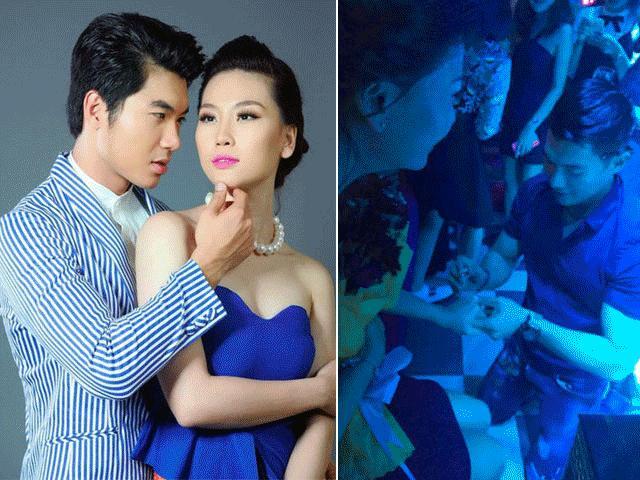 Trương Nam Thành thờ ơ khi bị bạn gái siêu mẫu tố hủy hôn vì ngoại tình