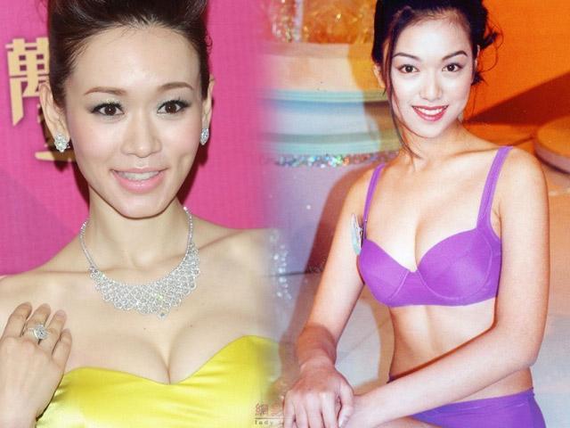 """4 hoa hậu Hồng Kông """"tồn kho"""" vì bê bối tình ái, hám tiền"""
