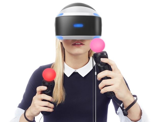 Sony công bố giá bán hệ thống chơi game thực tế ảo PlayStation VR