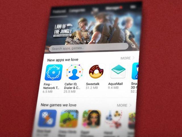 Huawei phát hành chợ ứng dụng riêng trên toàn thế giới