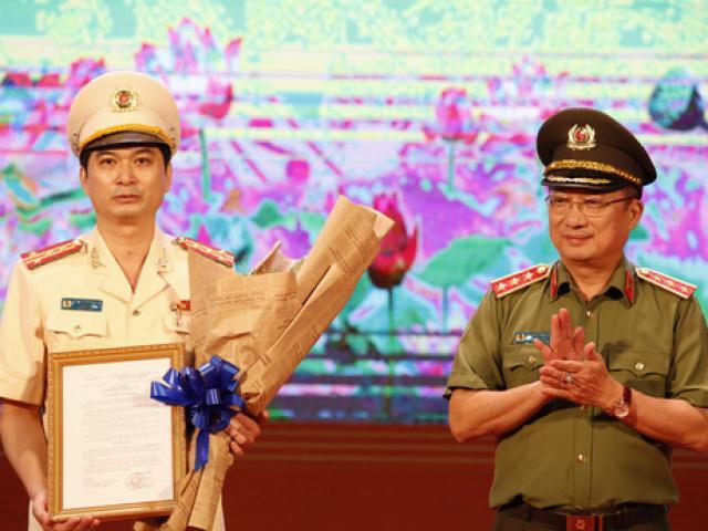 Bổ nhiệm Phó Giám đốc Công an Quảng Ninh làm Giám đốc Công an Bình Dương