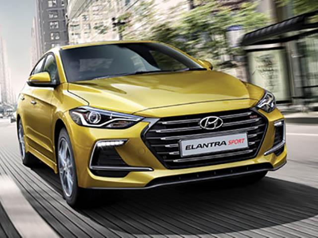 Giá lăn bánh xe Hyundai Elantra 2019 mới nhất tại đại lý