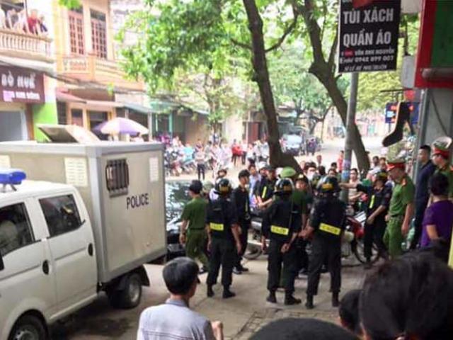 Bắt giữ Trần Đình Sang