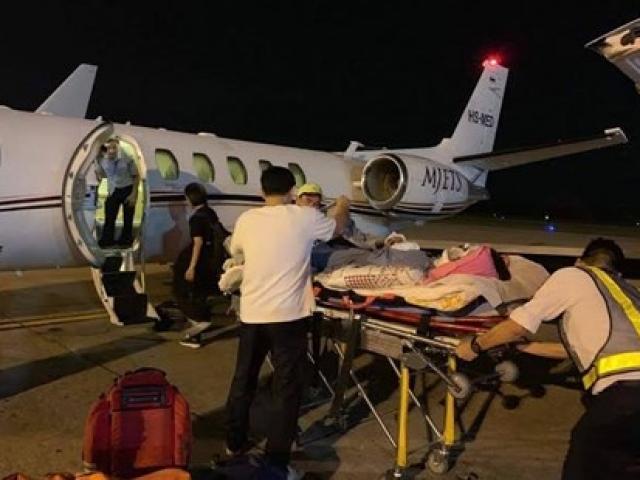 Thông tin mới nhất vụ Việt kiều bị tạt axit, cắt gân chân ở Quảng Ngãi