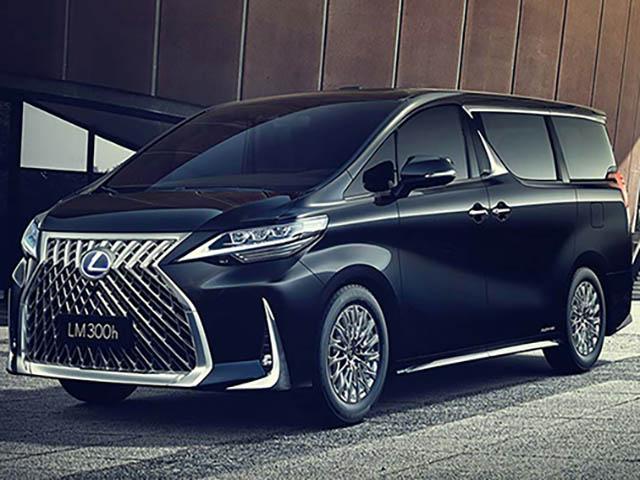 """Lexus LM - chiếc minivan đẳng cấp dành cho """"ông chủ"""""""