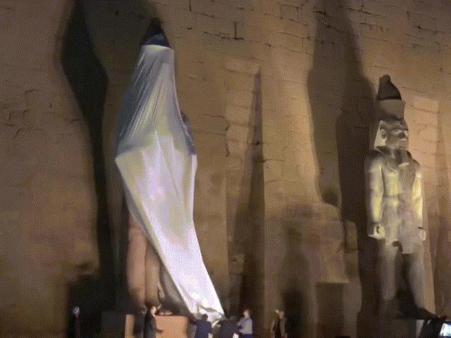 Ai Cập phát hiện tàn tích khu mộ hàng nghìn năm tại bờ Tây sông Nile