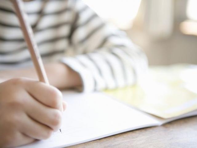 Phẫn nộ trước những lời nhận xét của giáo viên về bài tập về nhà của một cậu bé