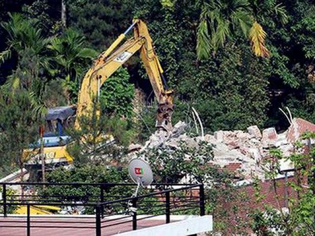 Cưỡng chế đất rừng Sóc Sơn: Vì sao nhà Mỹ Linh, phủ Thành Chương bình an?