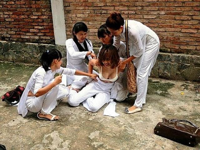 Đã tìm ra cách chấm dứt vĩnh viễn bạo lực học đường
