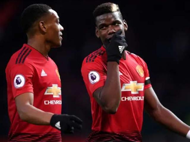 Pogba, Martial làm loạn phòng thay đồ MU: Nuông chiều nhận hậu họa