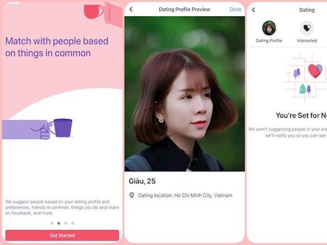 Tính năng hẹn hò Facebook Dating bắt đầu có mặt tại Việt Nam