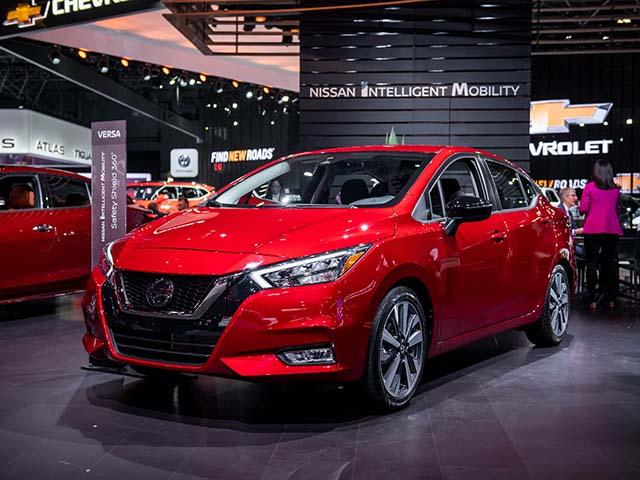 Cận cảnh Nissan Sunny mới sắp về Việt Nam, đối thủ của Toyota Vios, Hyundai Accent...