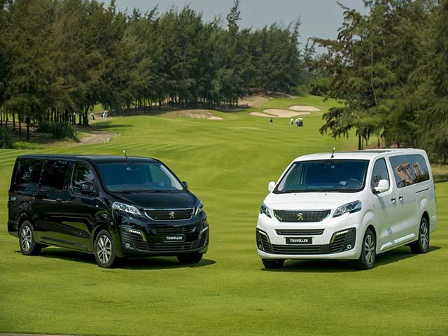 THACO ra mắt Peugeot Traveller Premium - MPV hạng sang cho thương gia