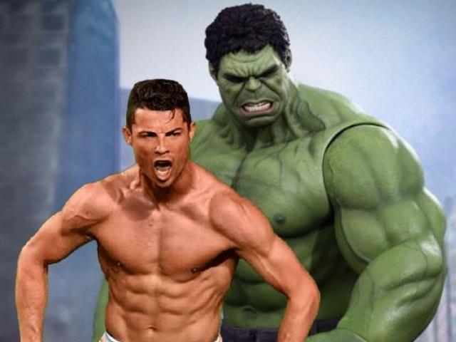 """Ronaldo hóa thân """"Người khổng lồ xanh"""", vô địch từ sân bóng đến sân golf"""