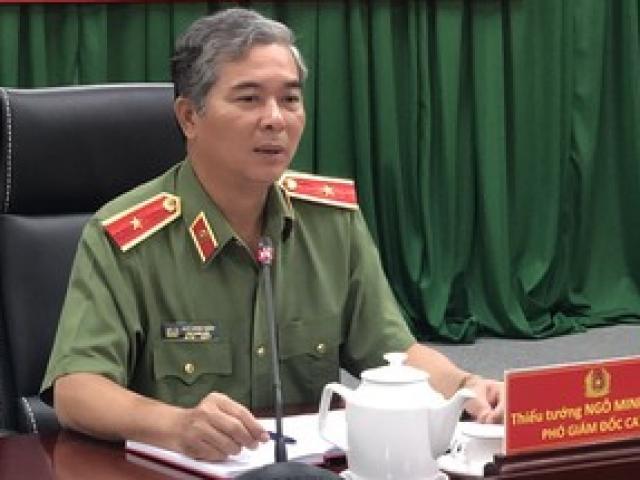 Phó giám đốc Công an TP.HCM được bầu làm Phó Chủ tịch UBND TP.HCM