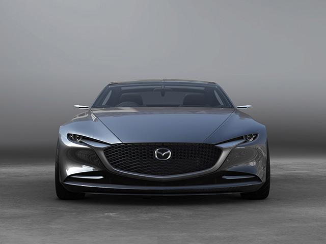 Mazda đang phát triển động cơ xăng và dầu 6 xy-lanh thẳng hàng tích hợp các công nghệ hybrid