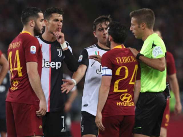 Ronaldo chê đối phương lùn tịt: Trả giá đắt vì cái miệng