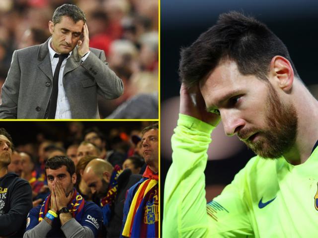 """Barcelona chốt ngày """"trảm tướng"""": Messi sắp có thầy mới giải hạn cúp C1"""