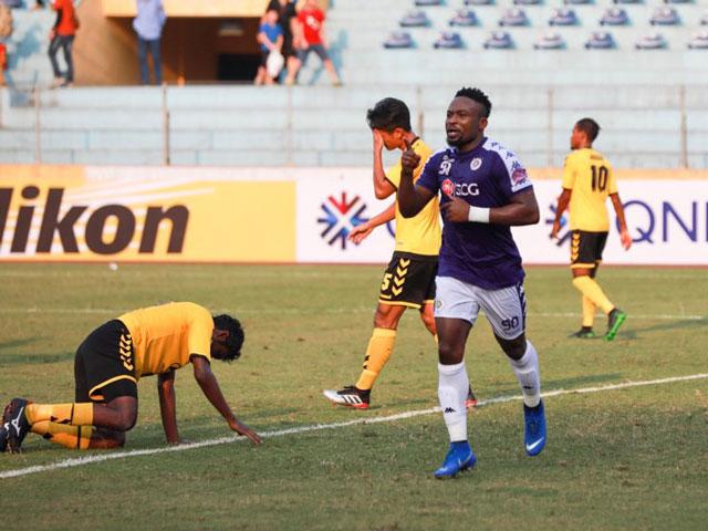 Hà Nội FC - Tampines Rovers: Áp đảo đối thủ, giành quyền đi tiếp