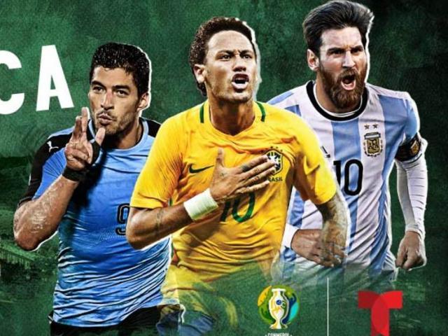 Lịch thi đấu Copa America 2019 - giải bóng đá vô địch Nam Mỹ