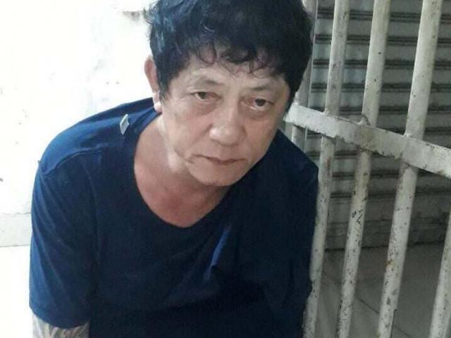 Trinh sát vây bắt tên cướp suốt 5 tiếng ở Sài Gòn