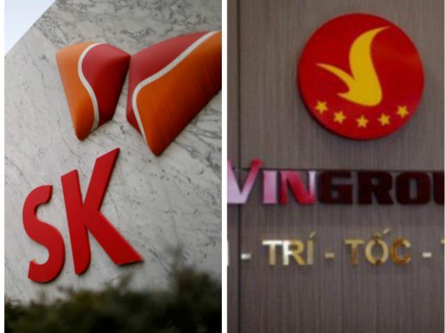"""Đón 1 tỷ USD từ """"ông trùm"""" Hàn Quốc, cổ phiếu Vingroup """"dậy sóng"""""""