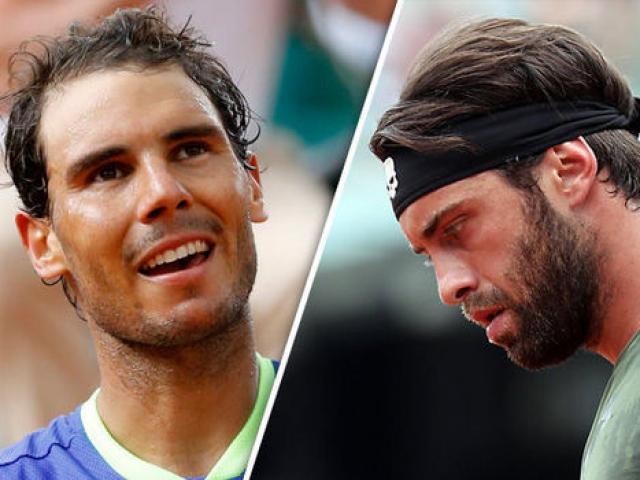Nadal - Basilashvili: Cuồng phong đáng sợ, nương tay chỉ 1 lần