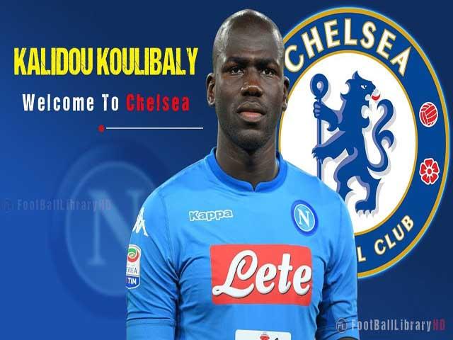 """Chuyển nhượng HOT 18/5: Napoli cự tuyệt Chelsea """"siêu trung vệ"""" Koulibaly"""